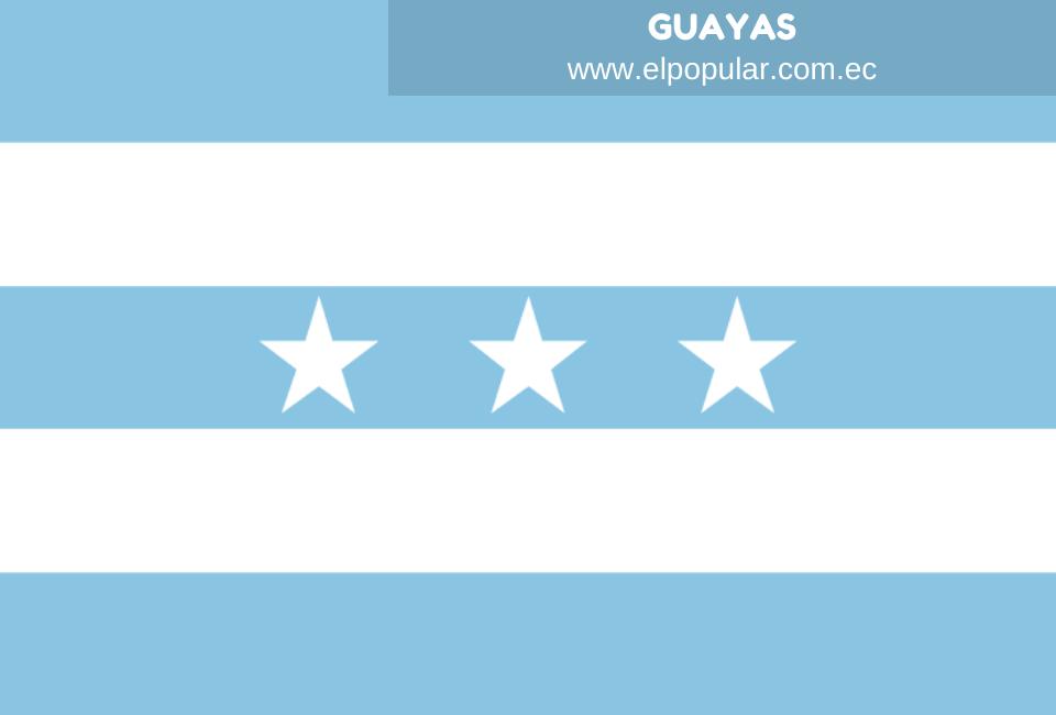 Bandera de la Provincia del Guayas