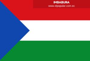 Bandera de la Provincia de Imbabura
