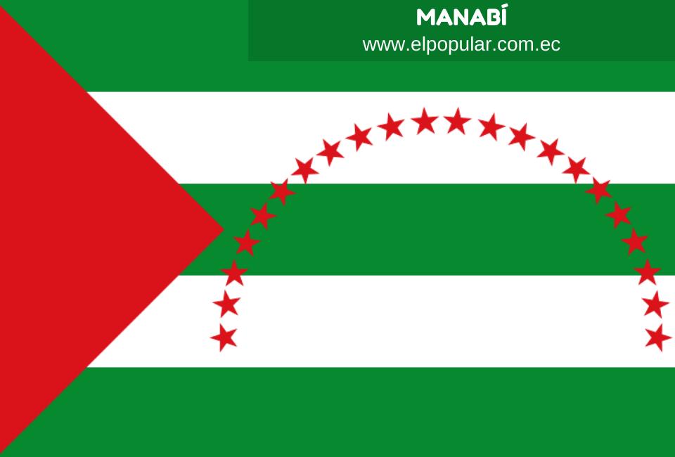 Bandera de la Provincia de Manabí